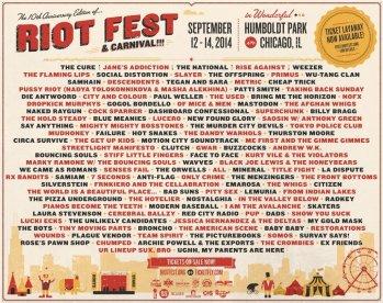 Riot-Fest-2014